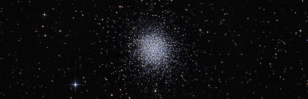 Messier 13, The Great Cluster in Hercules