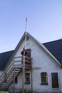 WIFI mast opsætning