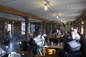 Foredrag med Karsten Madsen