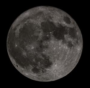 Supermåne 3/12-2017